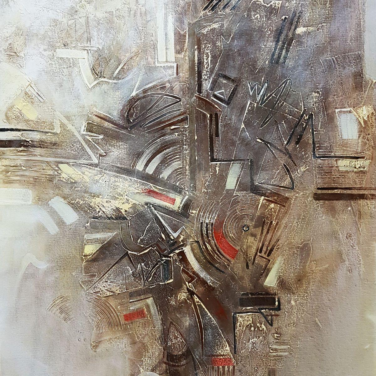 013 Tzvetna palitra acryloil on canvas 92x74cm