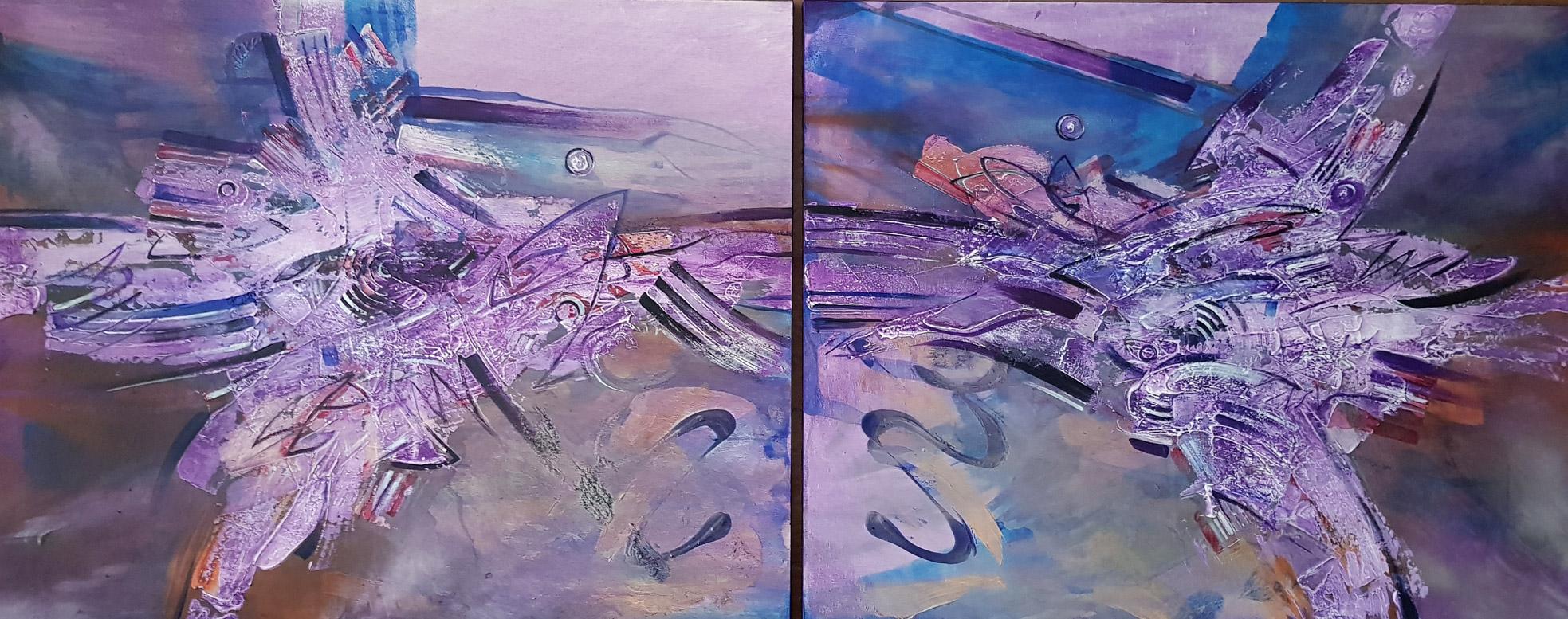 019 Purpuren dajd acryloil on