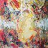 04 Krayat na lyatoto acryloil on canvas 80x80cm