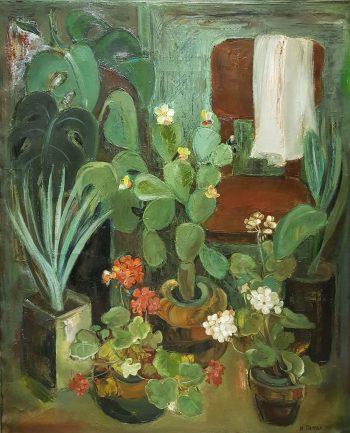 04 Tzvetya oil on